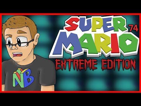 Super Mario 74 Extreme Edition - Nathaniel Bandy