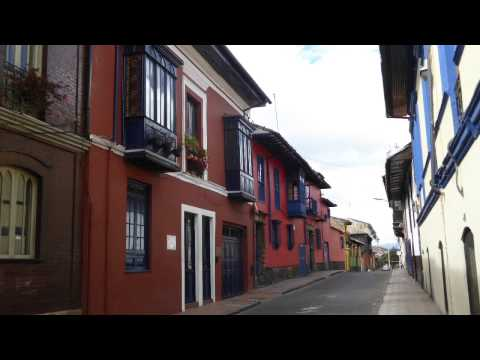 Traveling to Bogota and City Tour