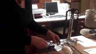 Psychomotor Skill Teaching Demonstration: Cuff Bracelets