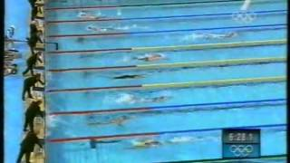 Men's 1500m Freestyle Final Athens 2004 Olympics