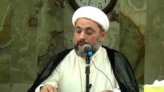 الشيخ عبدالله دشتي - زيارة الإمام الرضا عليه السلام يبقي الإمام حيا في القلوب