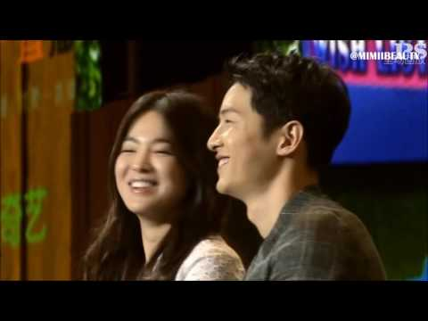 Song joong ki & Song hye kyo - Nothing's Gonna Change My Love For You