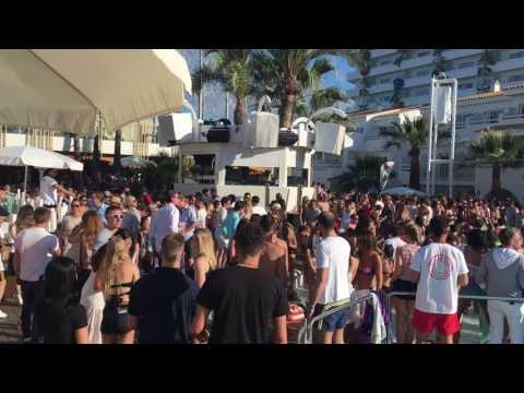 Ushuaia Ibiza in United ANTS opening - Ibiza 2016