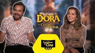 "Baixar Isabela Moner: ""No imagino película que represente mejor a Perú que Dora"