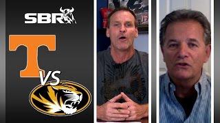 Week 12 College Football Picks for Tennessee vs. Missouri