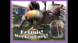 Kermis Ulicoten! Een weekendje weg met de ponys!   Vlog #2   My Little Ponies