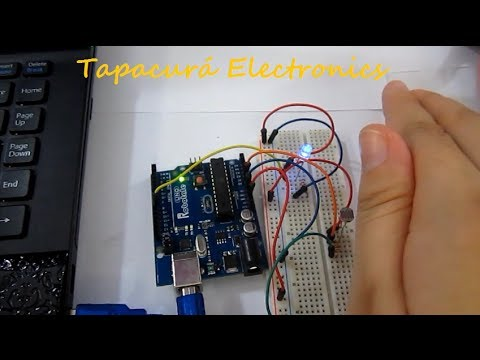 Ejemplo de convertidor ADC, Termostato, microPLC para
