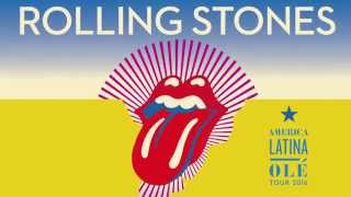 The Rolling Stones Announce América Latina Olé tour!