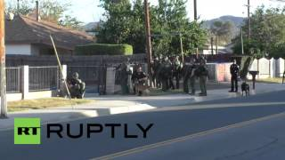 USA: 2 suspects killed after police shootout follows deadly San Bernardino attack