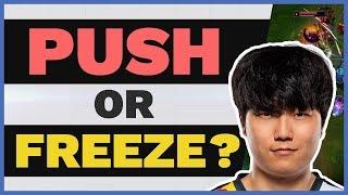 Pushing and Freezing: Maṡter The Basics! | Skill Capped