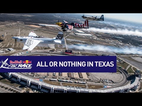 All or nothing for the season finale in Texas