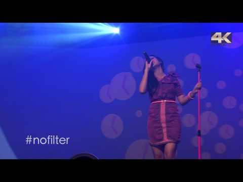RAISA - Apalah Arti Menunggu (live concert Yahoo) 4K