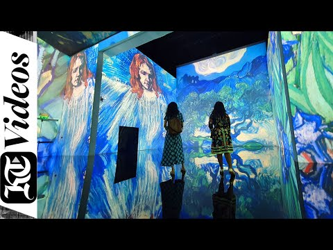 KT STORYBOOK: Inside the Theatre of Digital Art (ToDA) Dubai