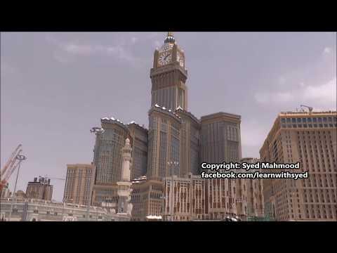 ✔ Makkah Madinah Street Life Scenes People Saudi Arabia Travel Video Guide   YouTube