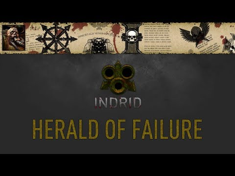 Dawn of War 2: Retribution - Indrid, Herald of Failure