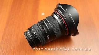 Canon EF 16-35mm f/2.8L II USM цена 900$ купить на Фотобарахолка Киев(В стоимость входит: объектив Canon EF 16-35mm f/2.8L II USM, оригинальная защитная бленда Canon EW-88, оригинальная защитная..., 2016-06-12T12:47:47.000Z)