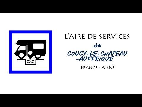 Coucy-le-Château-Auffrique : aire de services pour camping-cars dans l'Aisne