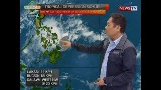 BP: Weather update as of 4:21 p.m. (Nov. 20, 2018)