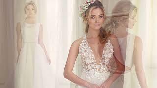Απλά Νυφικά Φορέματα Enchanting Collection Wday ... c732915fbc1