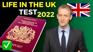 Life in the UK test (2018) ✅️ LESSON 9🎓 'Britain: Arts and culture' 🎭