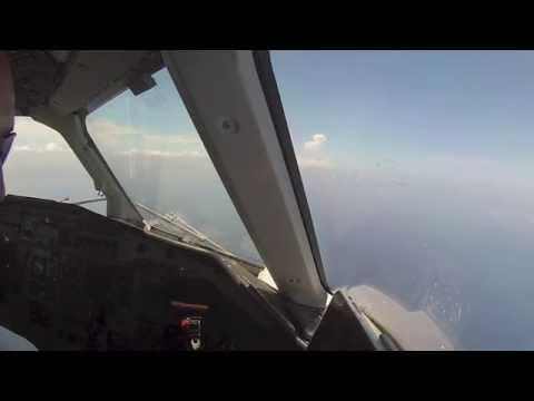 Approach & Landing into Havana Jose Marti International Airport