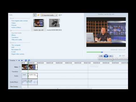 how-to-insert-an-image-in-a-video-clip-in-windows-movie-maker-tutorial