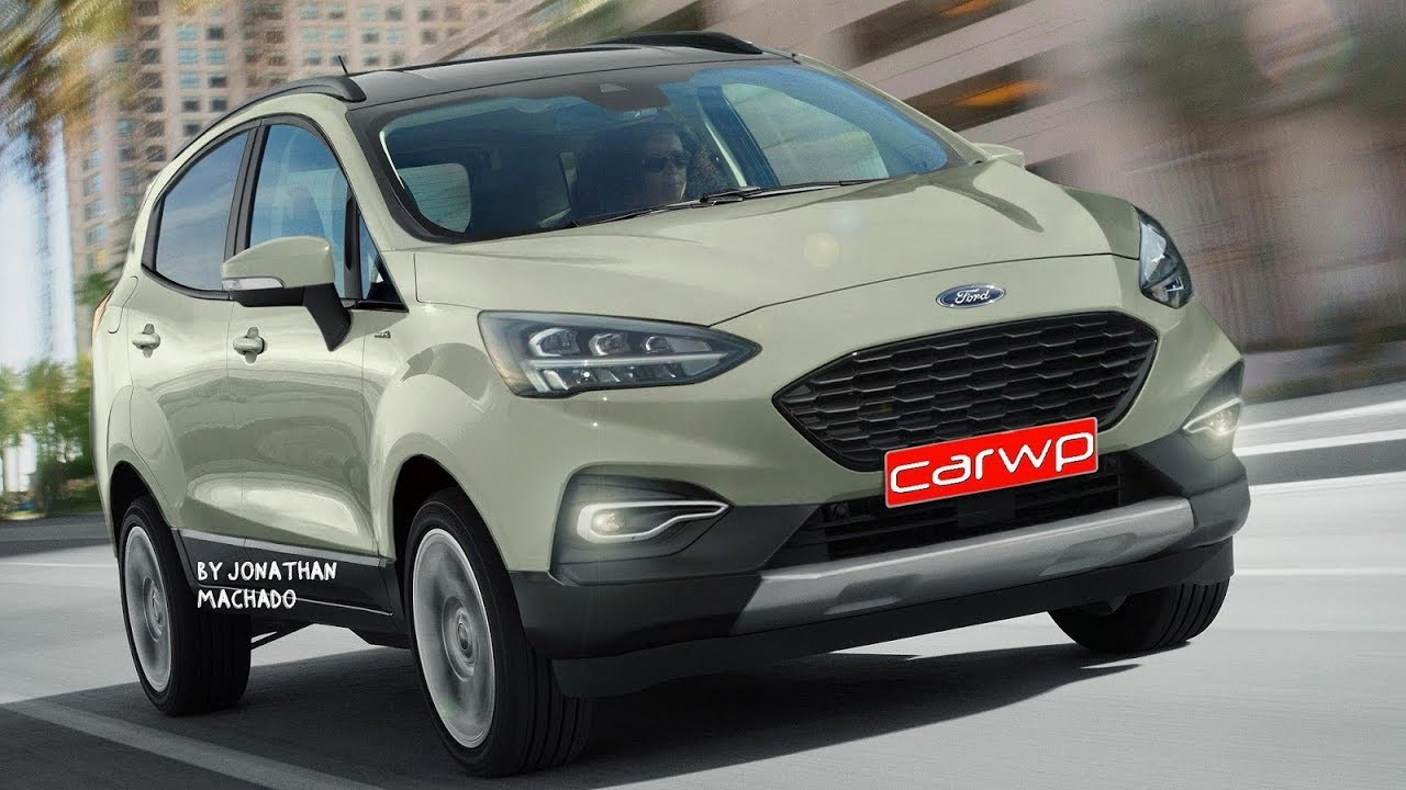 RENDER Novo #Ford #EcoSport 2020 G3 @ Ford #Focus 2019 #FordEcoSport #FordFocus - YouTube