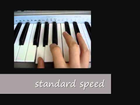 Adini Feriha Koydum Tema 3 Piano Tutorial