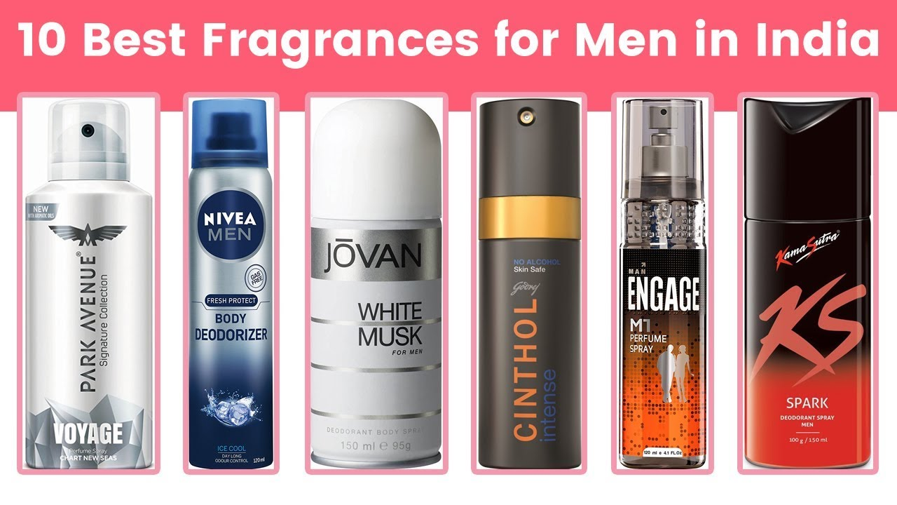 46849a205da 10 Best Fragrances for Men in India 2019 ...