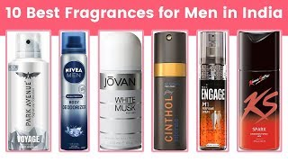 10 Best Fragrances for Men in India 2018 | Best Body Spray, Perfume, and Cologne for Indian Guys