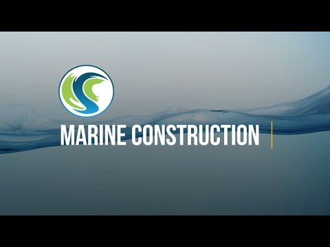 Marine Construction - Irish Sea Contractors