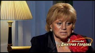 Егорова: В первый же день нашего знакомства, Миронов кричал: