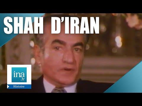 1977 : Rencontre avec le Shah d'Iran | Archive INA