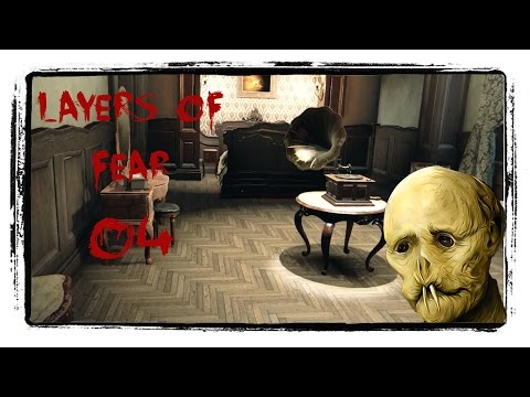 Layers of Fear #04 The Room of awkwardness [Full Version] - Let's Play [Facecam] [ENGLISH] |