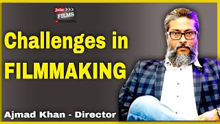 Challenges in Film Making of GUL MUKAI | AJMAD KHAN | #FilmyFunday | Joinfilms