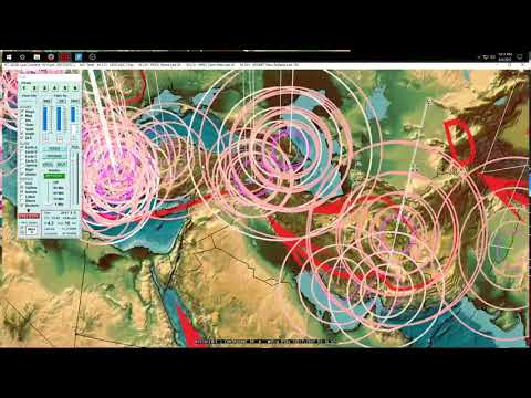9/06/2017 -- West Coast USA Earthquake Unrest -- Pacific pressure spreading -- Be prepared