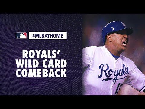 2014 AL Wild Card Game (Athletics Vs. Royals) | #MLBAtHome