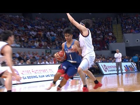 Highlights: Philippines vs. Japan | FIBA World Cup 2019 Asian Qualifiers
