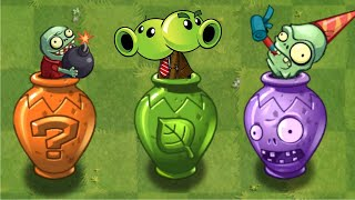 Plants vs Zombies 2 Summer Night Vasebreaker Event - New Vase and Power UP Plants