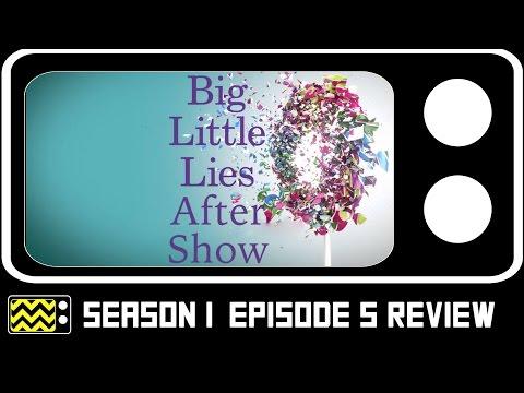 Big Little Lies Season 1 Episode 5 Review & After Show | AfterBuzz TV