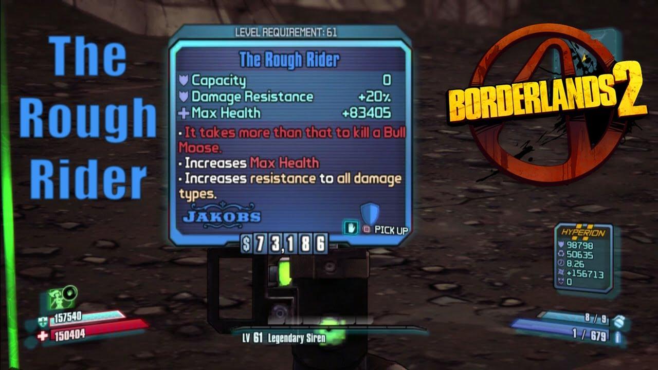 Borderland 2 level 20