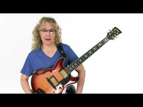 Bebop Guitar Fakebook: Rhythm - Summer Blues Overview - Sheryl Bailey