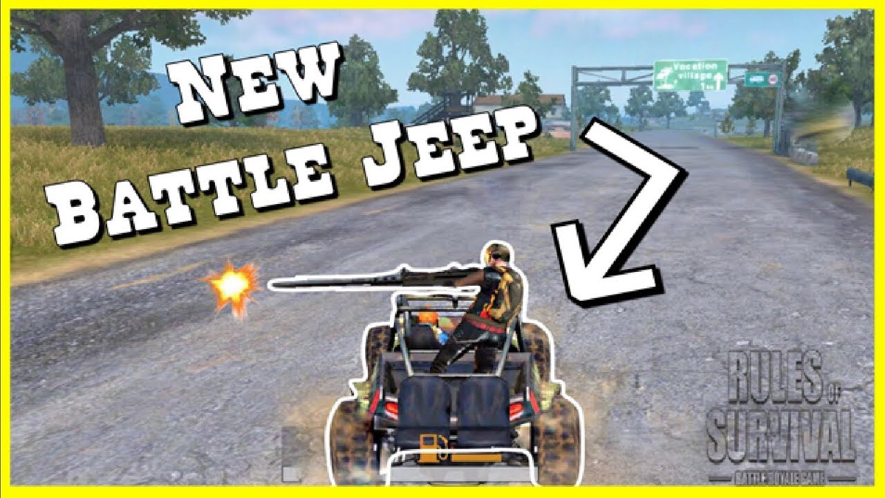 Image result for Rules of survival new jeep
