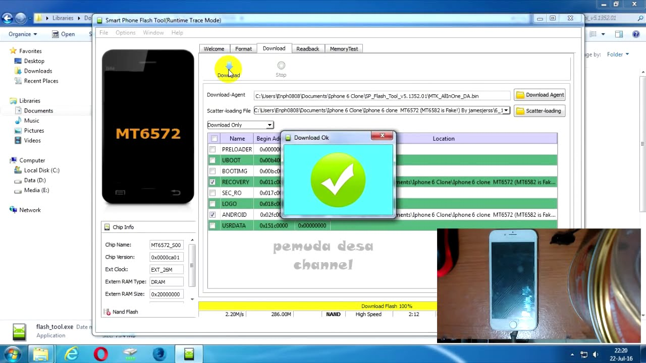 unlock iphone free iphone 6 clone mt6572 mt6582 and wiping 13176