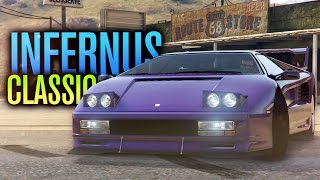 NEW FAVOURITE CAR? | Infernus Classic Build | GTA 5 (Online)