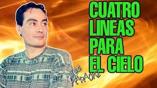 TRULALA - CUATRO LINEAS PARA EL CIELO (KARAOKE)