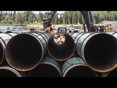 Alberta politicians disappointed over court ruling on Trans Mountain pipeline