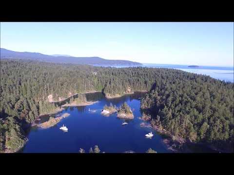 Smuggler Cove, British Columbia