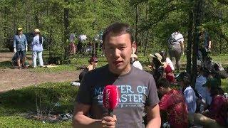 В Якутске сегодня проходит экофестиваль «Зеленая прогулка»