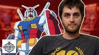 Optimus Prime VS Gundam Sneak Peek | DEATH BATTLE Cast